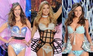 15 khoảnh khắc đáng nhớ trên sàn diễn Victoria's Secret