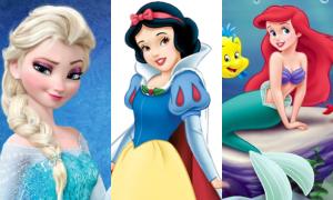 Săm soi những điều độc lạ của dàn công chúa Disney
