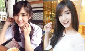 'Hot girl niềng răng' 17 tuổi sành điệu xứ Chùa Vàng