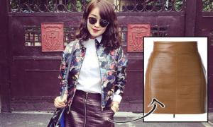 Cảnh sát thời trang: Sửa lỗi mix đồ cho xì ta, hot girl Việt (3)