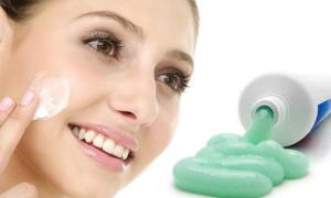Siêu công dụng làm đẹp của kem đánh răng