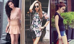 10 mốt kén dáng vẫn được hot girl Hàn, Thái lăng xê suốt năm