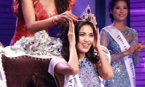 Lan Khuê lên ngôi Hoa khôi Áo dài, giành quyền thi Miss World