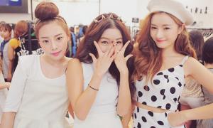 3 nàng mẫu xinh xắn nổi tiếng của Style Nanda