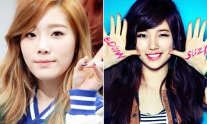 Tae Yeon và Amber hợp tác, Suzy về với Miss A