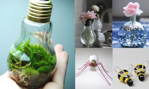 Sản phẩm thông minh, sáng tạo từ bóng đèn
