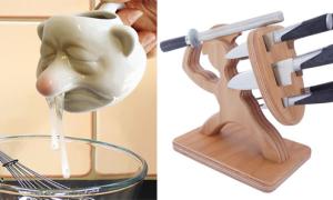 Sản phẩm nấu ăn sáng tạo, mê hoặc người xem