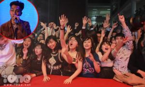 Big Daddy 'cháy' cùng teen Ams trong đêm hội Got Talent