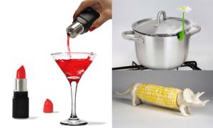 Sản phẩm nấu ăn sáng tạo, mê hoặc người xem (2)