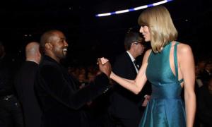 Taylor Swift hợp tác với người từng khiến mình bẽ mặt