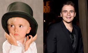 Con trai Michael Jackson đổi khác qua năm tháng
