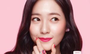 Những cách trang điểm môi hồng cực yêu của xì ta Hàn