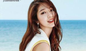Park Shin Hye xinh đẹp tuyệt trần giữa biển xanh, nắng vàng
