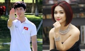 Fan 'chất vấn' việc Công Phượng phủ nhận yêu Hòa Minzy