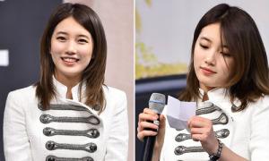 Suzy bất ngờ tăng cân, xuống sắc vì béo