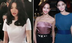 Song Hye Kyo đọ sắc với dàn mỹ nhân phim 'Võ Tắc Thiên'