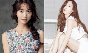 Yoon Ah xinh không tì vết, Tae Yeon khoe chân sexy