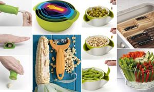 Sản phẩm nấu ăn sáng tạo, mê hoặc người xem (3)