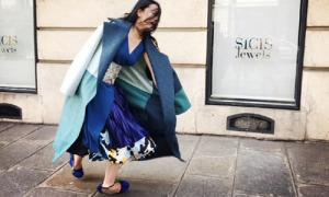 'Ác nữ' Trương Hinh Dư bị cướp, 'vồ ếch' xấu hổ tại Paris