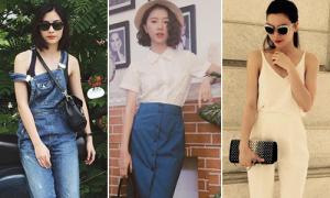 Xì ta, hot girl Việt đón hè với váy áo đẹp mắt tuần qua