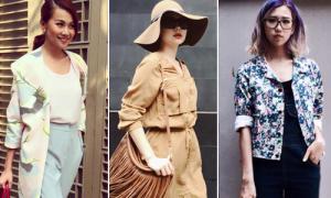 Street style chào hè nhìn thích mê của xì ta, hot girl Việt