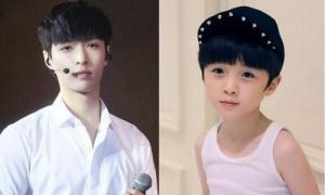 Những phiên bản nhí 'dễ thương muốn xỉu' của idol Hàn