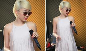 Hot or not: Tóc Tiên tụt phong độ mặc đẹp vì váy nhàu