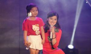 Hoàng Yến Chibi lần đầu khoe 'con gái' trên truyền hình