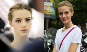 'Thiên thần' 19 tuổi nước Đức xinh như mộng