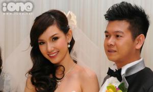 Quỳnh Chi chia tay chồng đại gia sau thời gian bị trầm cảm