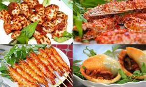 7 món hải sản 'kinh điển' nghe tới là thèm chảy nước bọt