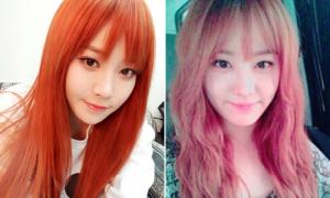 Các màn đổi tóc mới nhất của sao Hàn khi comeback