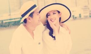 Hot girl Quỳnh Chi đăng ảnh chúc mừng sinh nhật chồng cũ