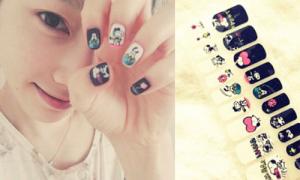 Bộ sưu tập nail cực cute của các thành viên SNSD