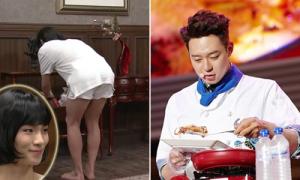 SHINee khoe chân thon, giả gái, Park Yoo Chun chuẩn bị nhập ngũ