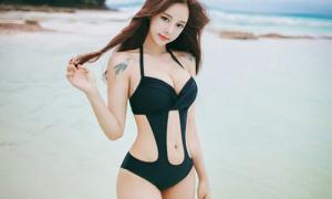 Hot girl gợi cảm nhất xứ Hàn kiếm tiền khủng nhờ kinh doanh