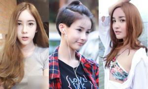 3 nhan sắc chuyển giới Thái đe dọa soán ngôi Nong Poy