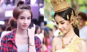 Nhan sắc lung linh của 'thiên thần' chuyển giới Thái