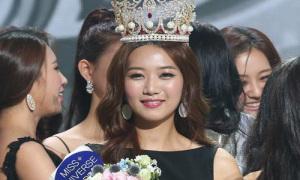 Tân Hoa hậu Hàn Quốc 2015 bị chê nhan sắc tầm thường