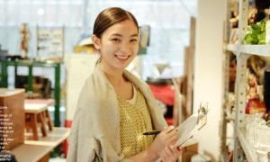 Nữ du học sinh Nhật Bản khiến con trai Trung Quốc ngẩn ngơ