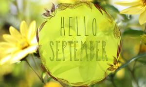 Tháng 9, mùa thu rồi đấy anh