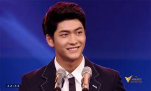 Loạt hành động đáng yêu của Kang Tae Oh khiến fan Việt 'tan chảy'