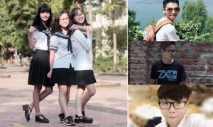 Khi teen boy chẳng thích con gái mặc váy đồng phục
