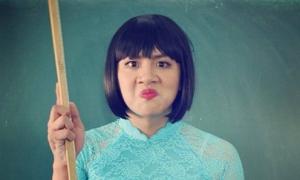 9 câu nói siêu bá đạo của thầy cô vui tính