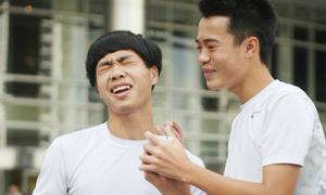 Fan ra sức ghép Công Phượng - Văn Toàn thành cặp đôi tình cảm