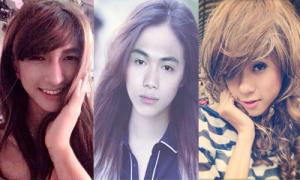 Hot boy Việt thích giả gái, tự 'dìm hàng' bản thân