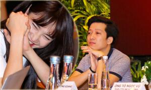 Trường Giang: 'Xinh đẹp như Phương, tôi yêu cũng là bình thường'