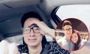 JV thừa nhận đau khổ khi chia tay hot girl Mie