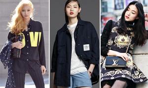 3 chân dài 'mắt híp' sành điệu của Next Top Hàn Quốc
