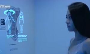 Gương 3D giúp chọn size áo ngực hoàn hảo